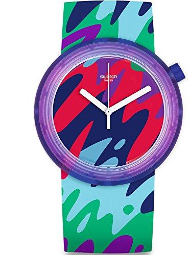 Watch Swatch POP Watch PNP101 POPTHUSIASM