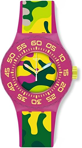 Watch Swatch Scuba Libre SUUP101 CAPINK