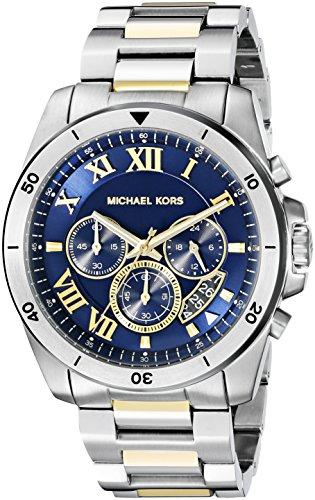 Michael Kors Netz Me Up Brecken Analog SPORTS QA Quarz Batterie Reloj MK8437