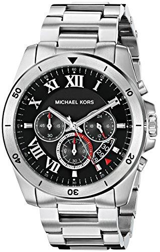Michael Kors Herren Brecken Analog Sportart Quartz Reloj MK8438