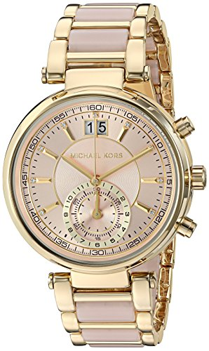 Michael Kors Sawyer Damen Chronograph MK6360