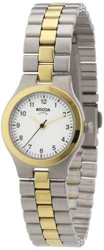 Boccia Damen-Armbanduhr Titan 3082-03