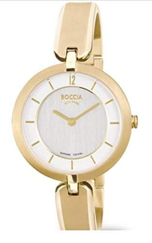 BOCCIA Uhr 3164-05 elegante Damenuhr Titanium ladies watch TT3164-05