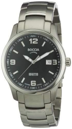 Boccia Herren-Armbanduhr Titan Sport 3530-06