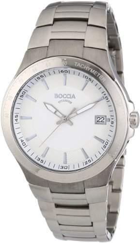 Boccia Herren-Armbanduhr Titan 3549-02