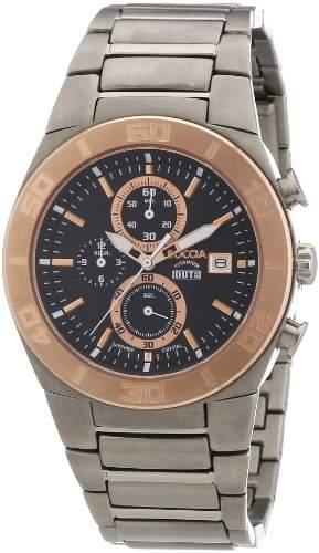 Boccia Herren-Armbanduhr Titan Sport 3779-05