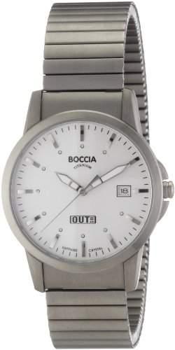 Boccia Herren-Armbanduhr Titan Sport 604-15