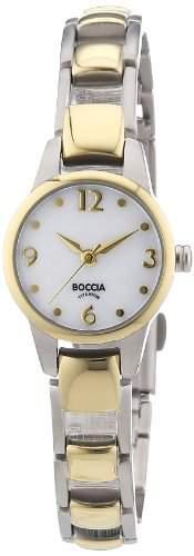 Boccia Damen-Armbanduhr Titan 3100-03