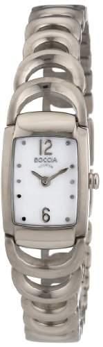 Boccia Damen-Armbanduhr Titan 3159-01