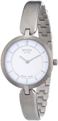 Boccia Damen-Armbanduhr Titan 3164-01