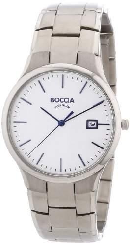 Boccia Herren-Armbanduhr Titan 3512-01