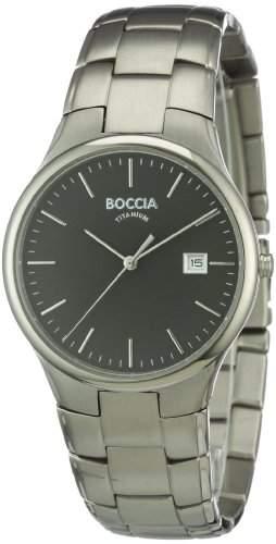Boccia Herren-Armbanduhr Titan 3512-02