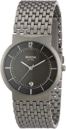 Boccia Herren-Armbanduhr Titan Trend 3514-04