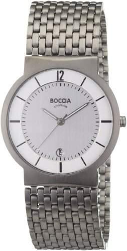 Boccia Herren-Armbanduhr Titan 3514-05