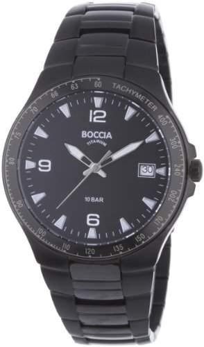 Boccia Herren-Armbanduhr Titan Sport 3549-03