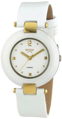 Boccia XS Analog Quarz Leder 3190 05