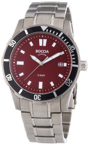 Boccia XL Analog Quarz Titan 3567 02