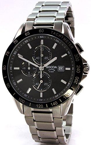 Boccia Titan Chronograph 3751 02