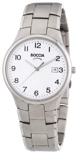 Boccia Herren-Armbanduhr Titan Trend 3512-08