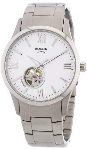 Boccia Herren-Armbanduhr Titan Trend 3539-03