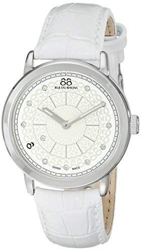 88 Rue Du Rhone Ladies Diamond Set Watch - 87WA120019