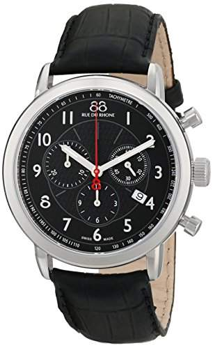 88 Rue Du Rhone Mens Chronograph Watch - 87WA120047