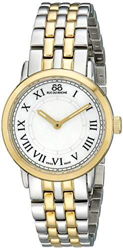 88 Rue Du Rhone Ladies Mother of Pearl Dial Watch - 87WA120060