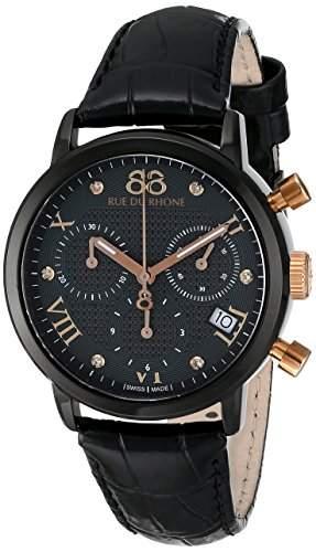 88 Rue Du Rhone Ladies Chronograph Watch - 87WA130005