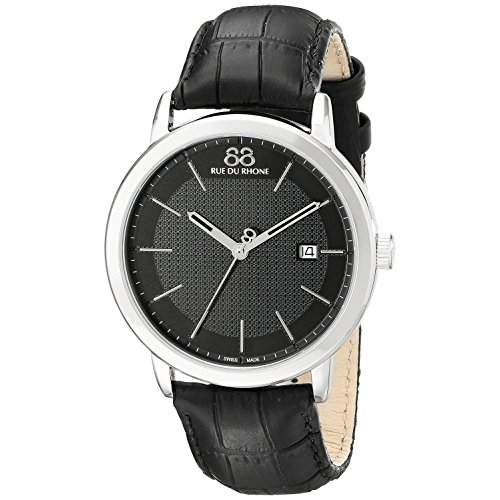 88 Rue Du Rhone Mens Date Display Watch - 87WA130010
