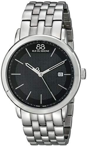 88 Rue Du Rhone Mens Date Display Watch - 87WA130011