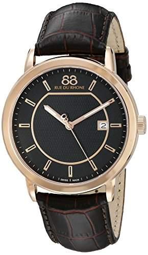 88 Rue Du Rhone Mens Date Display Watch - 87WA130013