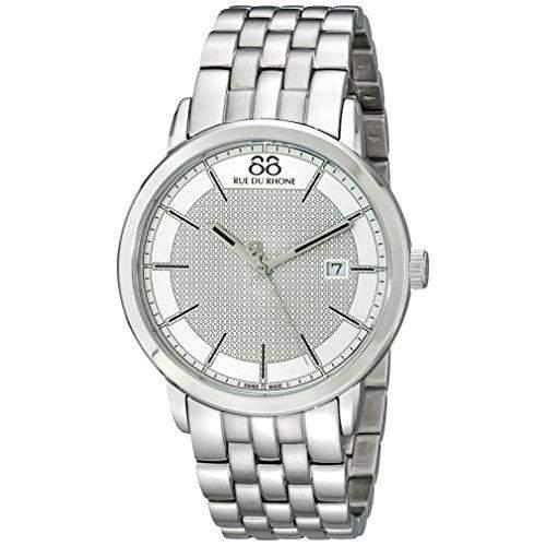 88 Rue Du Rhone Mens Date Display Watch - 87WA130016