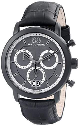 88 Rue Du Rhone Mens Chronograph Watch - 87WA130021