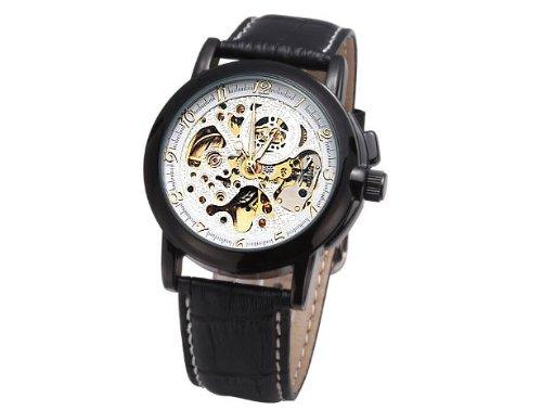 Orkina Leuchtzeiger mechanisches Uhrwerk