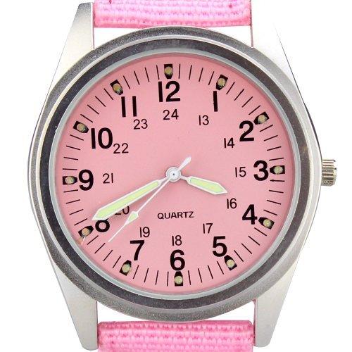 ORKINA p104 silver Pink Armbanduhr Damen Rosa