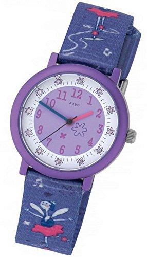 Kinderuhr lila violett Kinderuhren Armbanduhr Kinder Uhr Maedchen