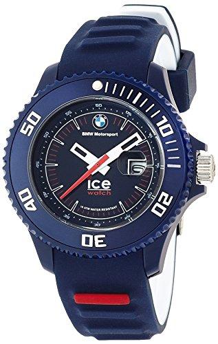 Ice Watch BMW Motorsport sili Dark blue Blaue mit Silikonarmband 000834 Small