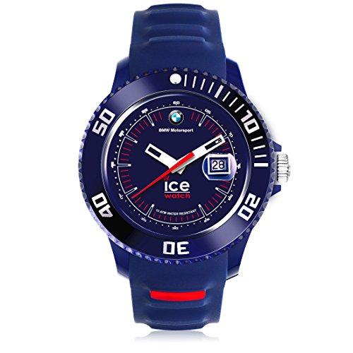 Ice Watch BMW Motorsport sili Dark blue Blaue mit Silikonarmband 000836 Medium
