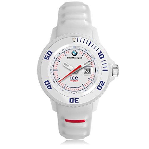 Ice Watch BMW Motorsport sili White Weisse mit Silikonarmband 000833 Small
