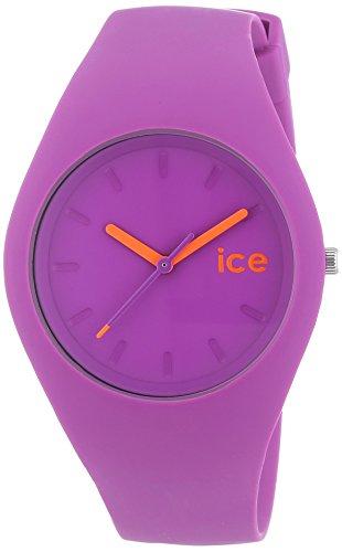 Ice Watch ICE chamallow Radiant orchid Lila mit Silikonarmband 001152 Medium