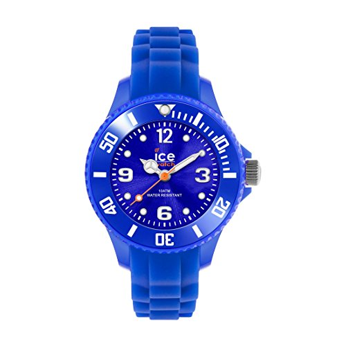 Ice Watch ICE forever Blue Blaue mit Silikonarmband 000791 Extra Small