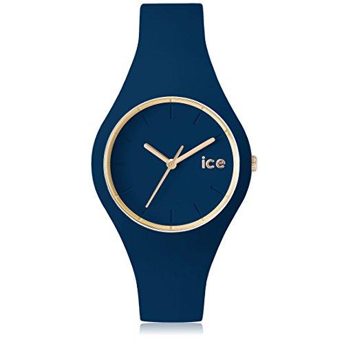 Ice Watch ICE glam forest Twilitght Blaue mit Silikonarmband 001055 Small
