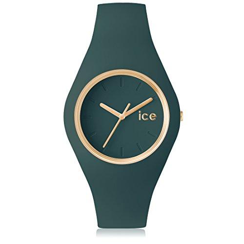 Ice Watch ICE glam forest Urban chic Gruene mit Silikonarmband 001062 Medium