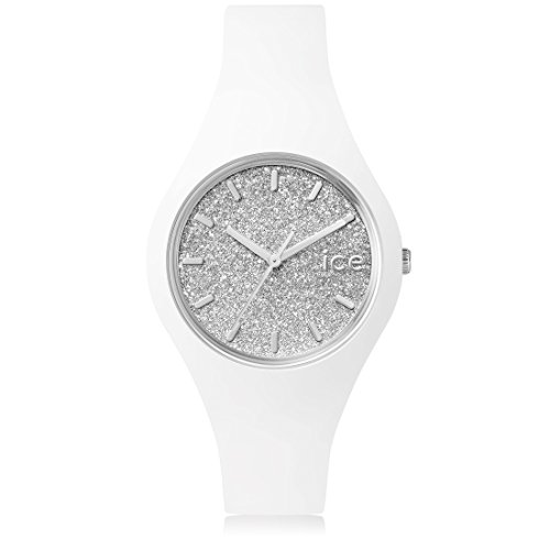 Ice Watch Ice glitter 001344 Weiss Small