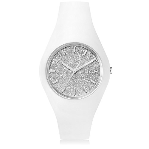 Ice Watch Ice glitter 001351 Weiss Medium