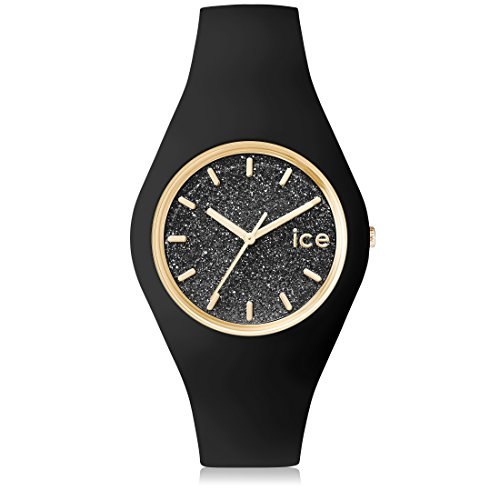 Ice Watch Ice glitter 001356 Schwarz Medium