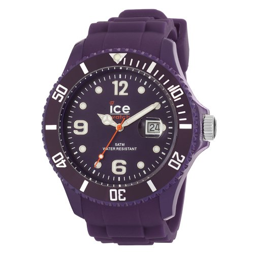 ICE WATCH Ice Winter 11 12 GRAPE big Uhr SW GE B S 11