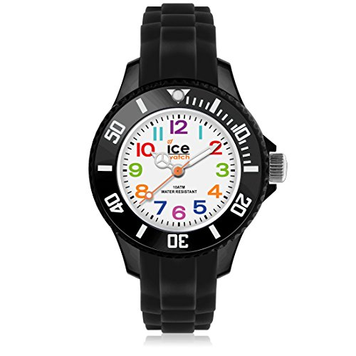 Ice Watch Ice Mini schwarz MN BK M S 12