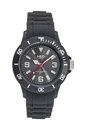 NEO watch Armbanduhr NICE-1 anthracite unisex - N1-003