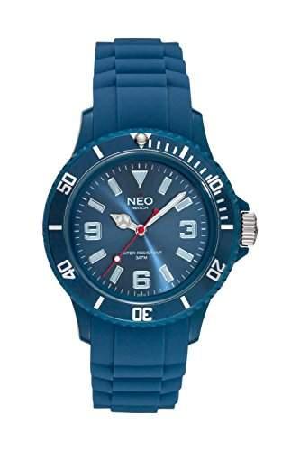 NEO watch Armbanduhr NICE-1 cobalt blue unisex - N1-011